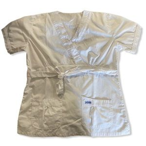 MOBB Nursing Scrubs Top